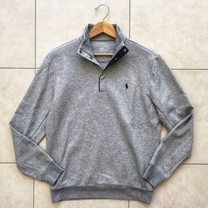 Polo Ralph Lauren Performance Gray Sweatshirt